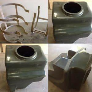 Industrial-tank