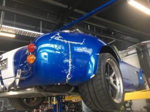 Automotive Fibreglass Repairs Adelaide
